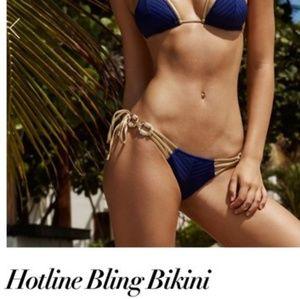 ab8004044c Beach Bunny Swim - Beach Bunny Hotline Bling bottoms only sz Lg